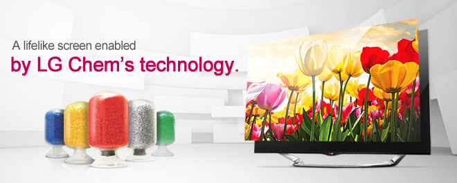 LG Chem in Everyday Life - TV